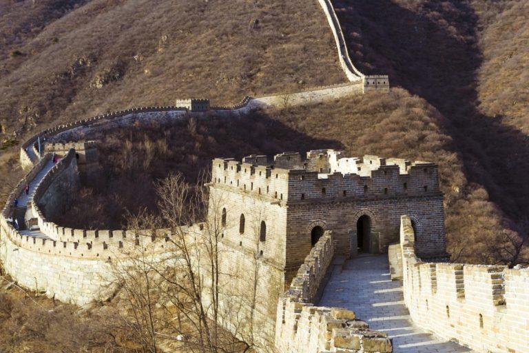 Den kinesiske mur, Beijing, Kina