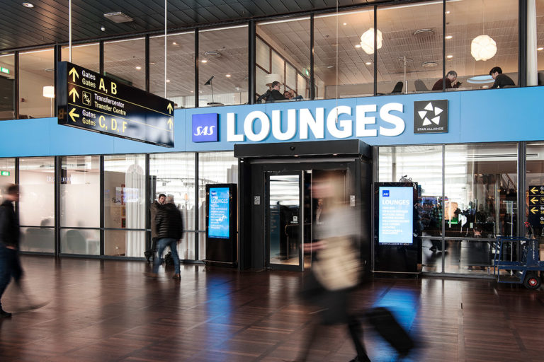 SAS Lounge Københavns Lufthavn CPH