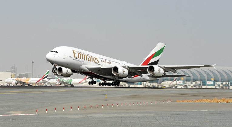 Emirates Airbus A380 comback