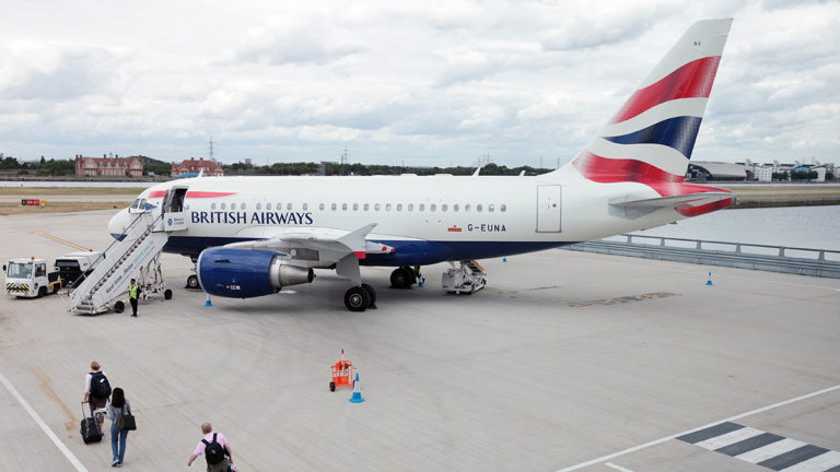 British Airways legger ned London City – New York