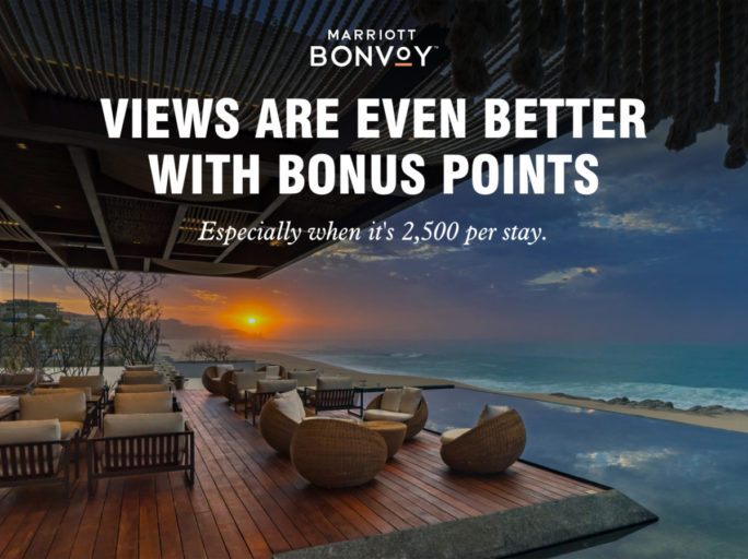 Opptjene flere bonuspoeng med Marriott Bonvoy
