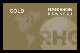 Radisson Rewards Gold