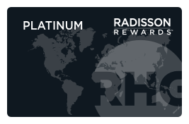 Radisson Rewards Platinum