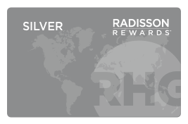 Radisson Rewards Silver