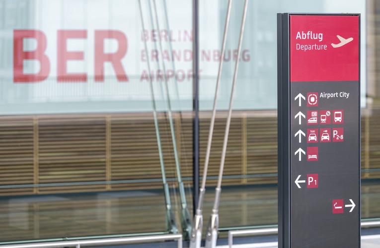 Schönefeld blir Berlin Brandenburg Terminal 5