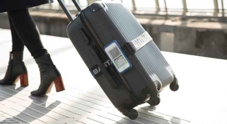 Reis behagelig med BAGTAG elektroniske bagasjemerker og få 100 kroner i rabatt