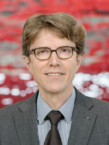 Prof. Dr.-Ing. Engelbert Lütke Daldrup, administrerende direktør i Flughafen Berlin Brandenburg GmbH