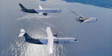 Airbus lanserer tre ZEROe utslippsfrie konsept-fly.