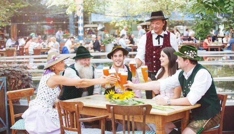 Oktoberfest Flughafen München