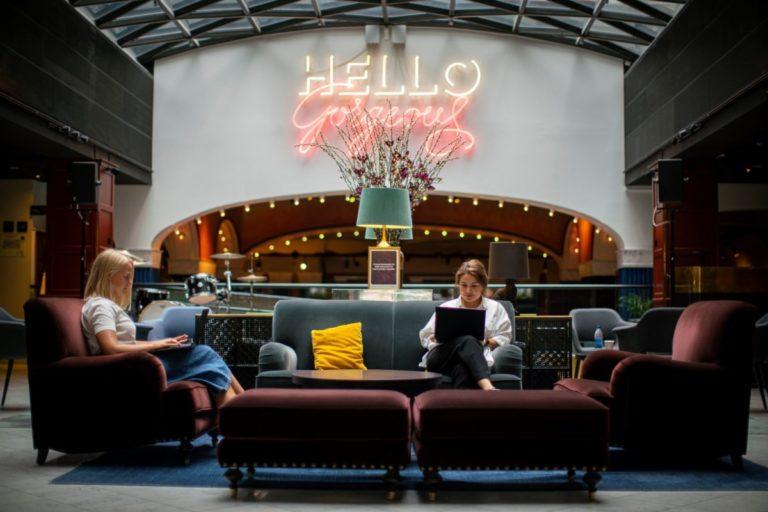 Scandic Hotels lanserer nytt coworking-tilbud