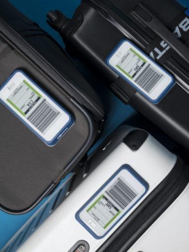 BAGTAG elektroniske bagasjemerker