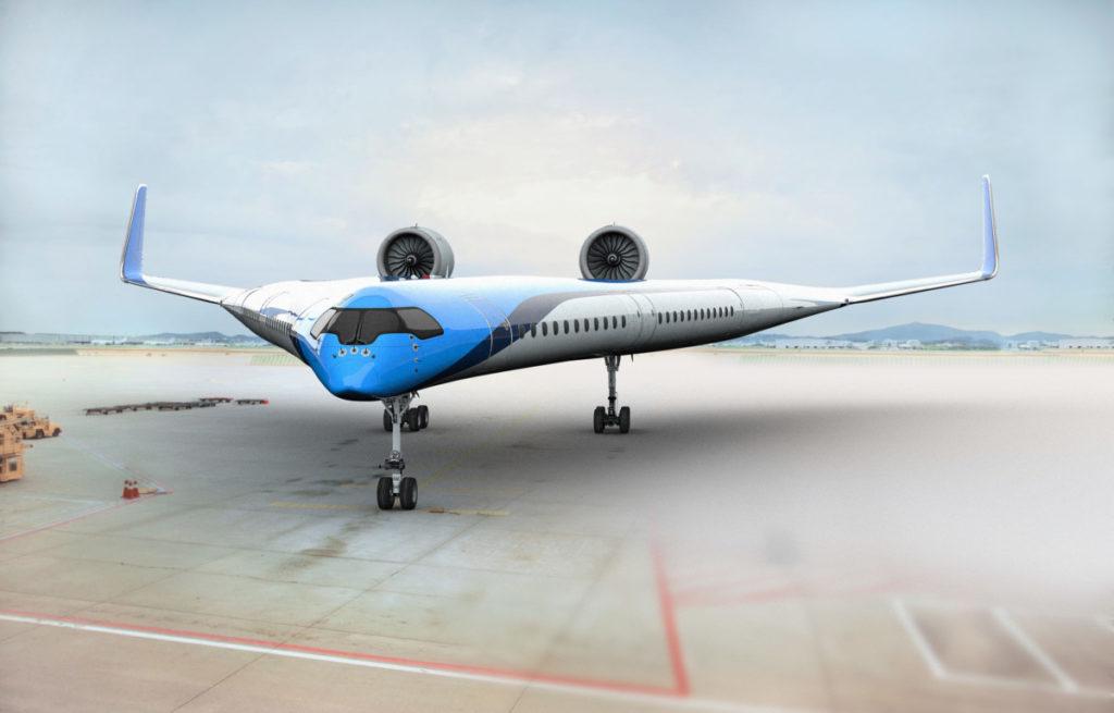Flying-V konsept