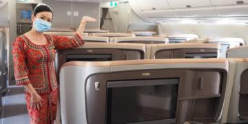 Singapore Airlines: masseoppsigelser og slutten for Stockholm-ruten