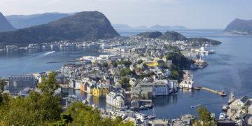 Thon Hotels åpner nytt hotell i Ålesund