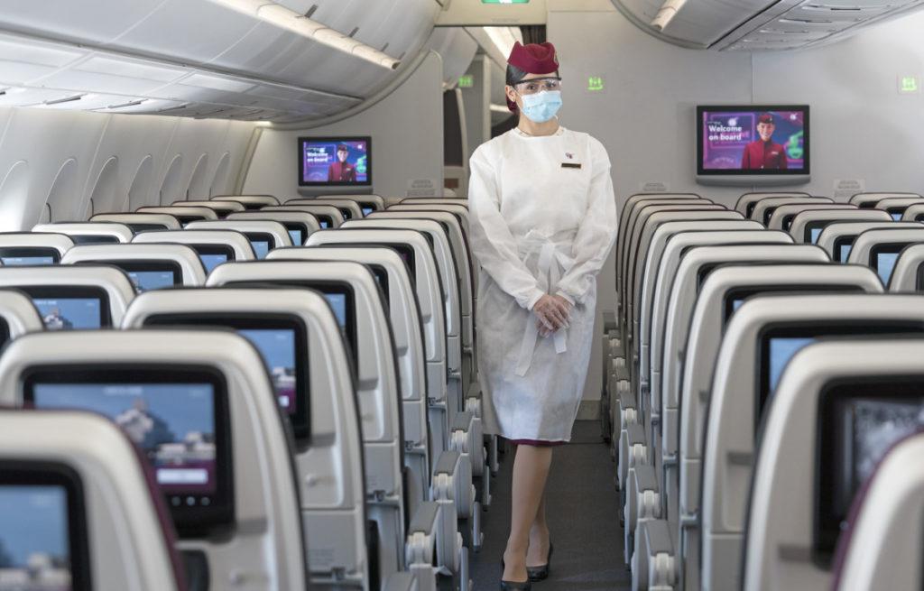 Qatar Airways tar smittevern på alvor