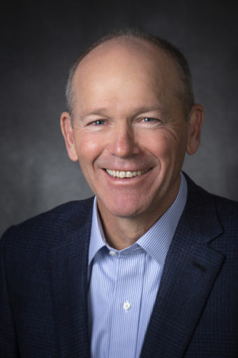 Konsernsjef i Boeing, David L. Calhoun