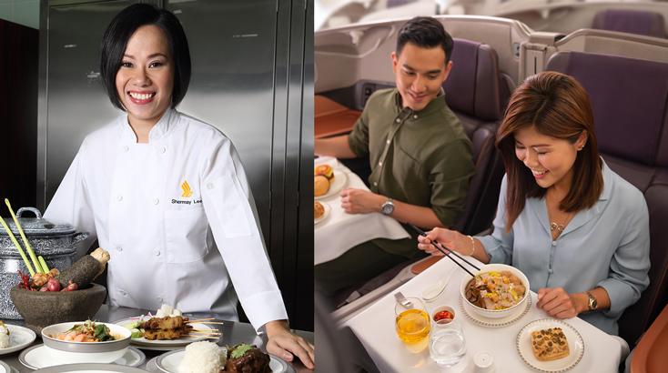 Restaurant A380 @Changi
