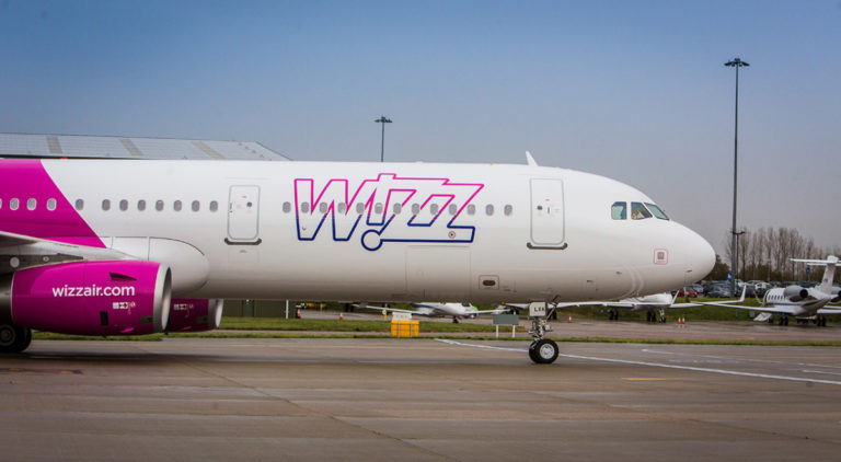 Wizz Air etablerer base i Norge og satser innenriks.