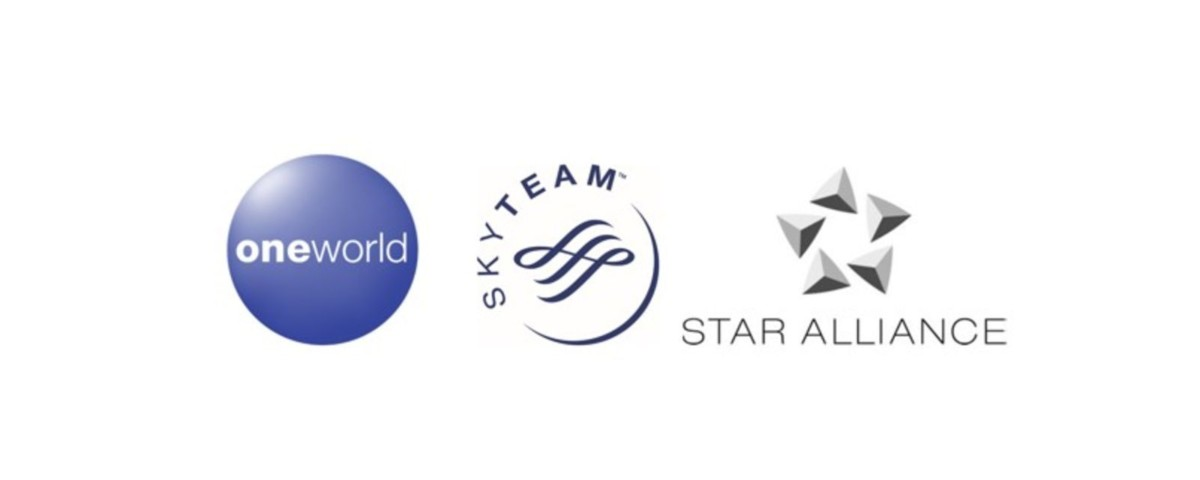 oneworld, SkyTeam, Star Alliance