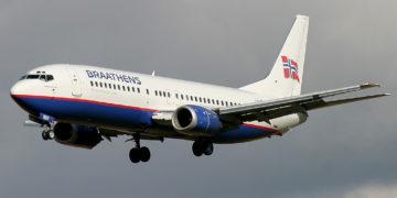 Braathens Boeing 737-400