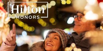 Nå kan alle med Hilton Honors Diamond gi bort gullkort