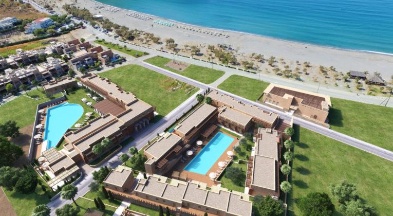 Mondo Family-hotell; Alegria Beach Resort.
