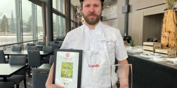 Årets kjøkkensjef, Vegard Stormo