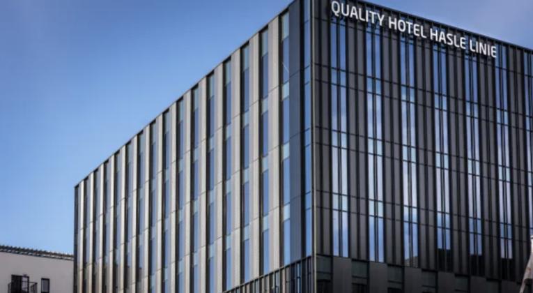 Quality Hotel Hasle Linie